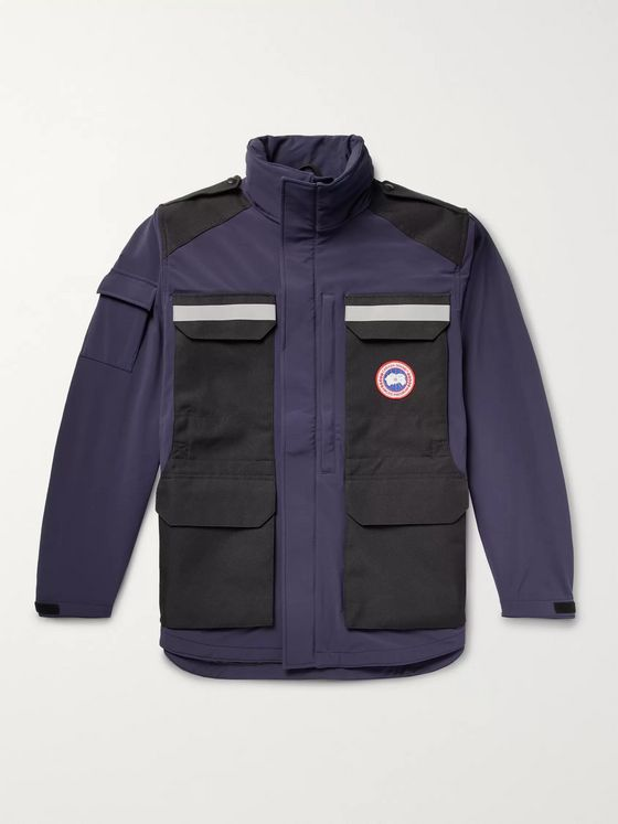 Canada Goose Photojournalist Slim-Fit Two-Tone Tri-Durance Jacket