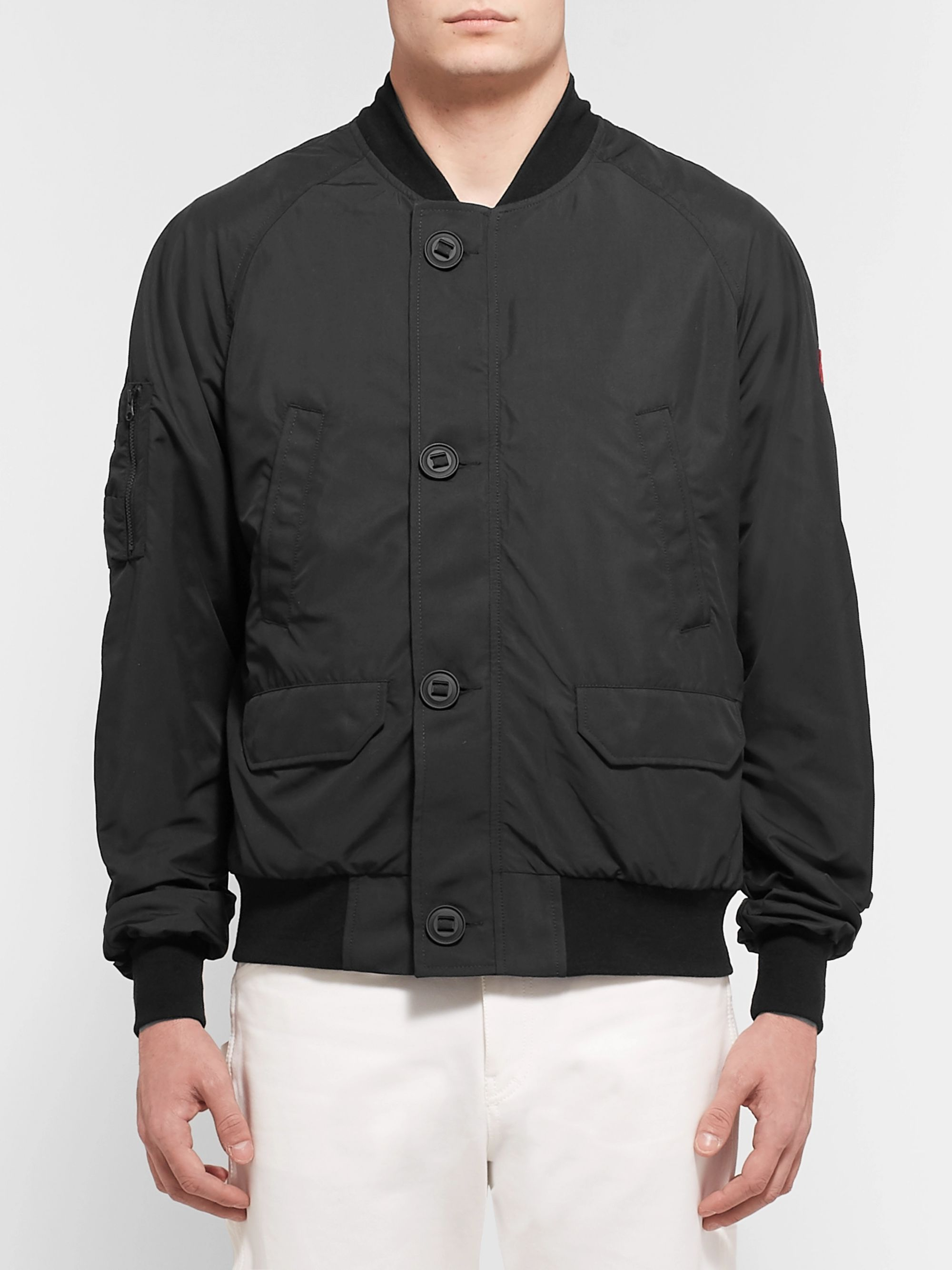 Canada Goose Faber Dura-Force Light Bomber Jacket
