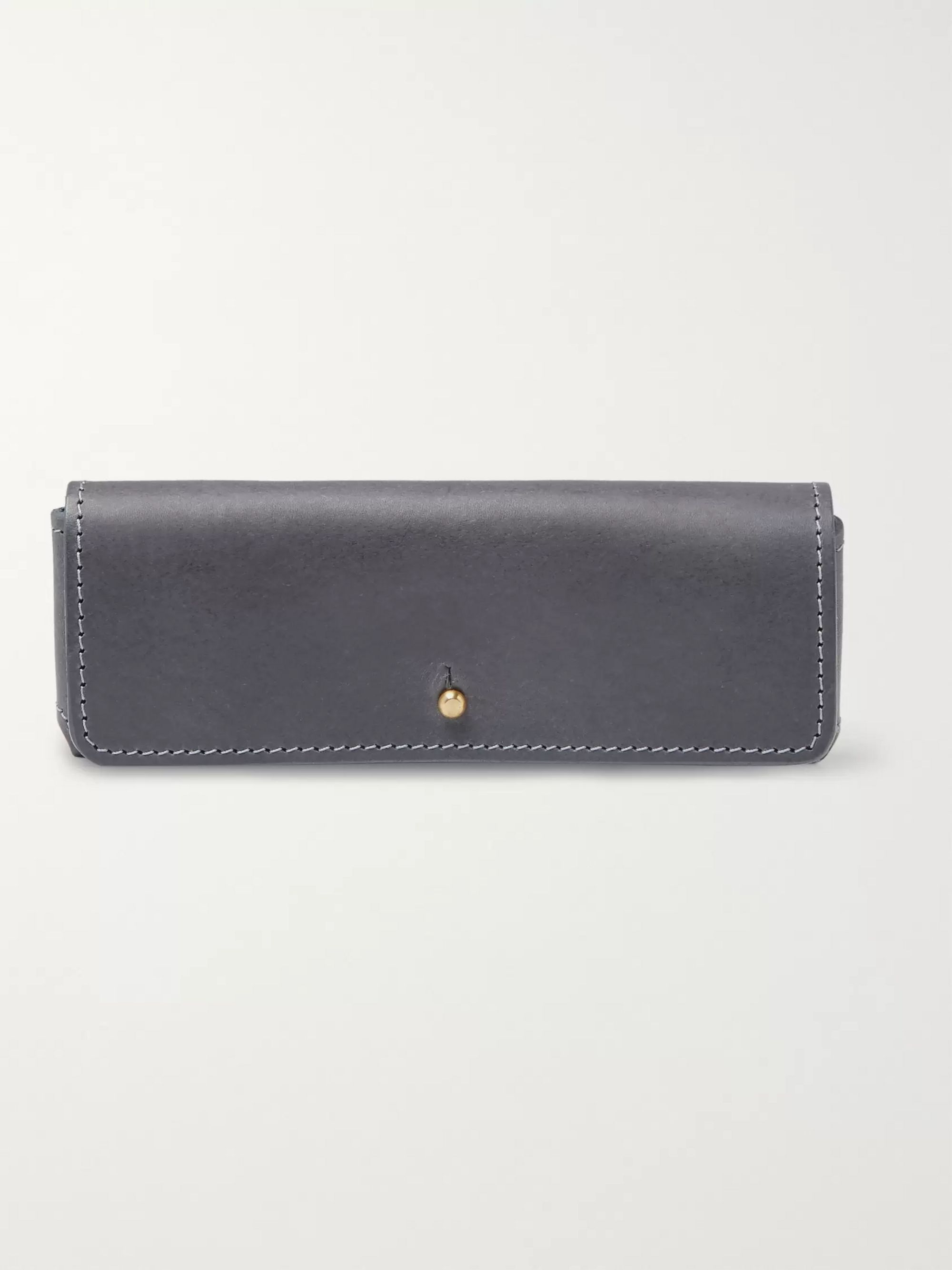 Cubitts Leather Glasses Case