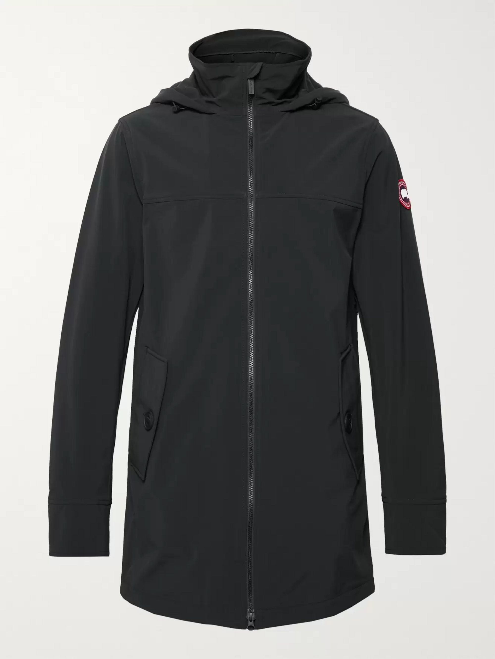 Kent Slim Fit Tri Durance SS Hooded Jacket