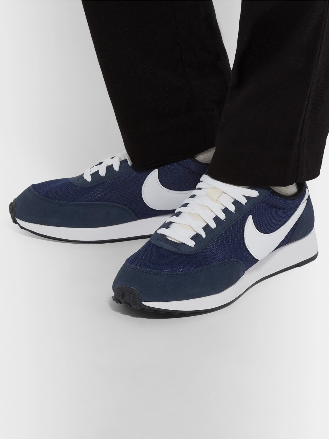 Nike Sneakers AIR TAILWIND 79 MESH, SUEDE AND LEATHER SNEAKERS