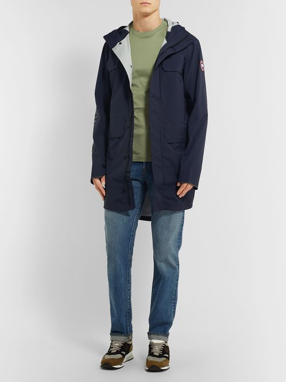 Canada Goose Seawolf Shell Hooded Jacket
