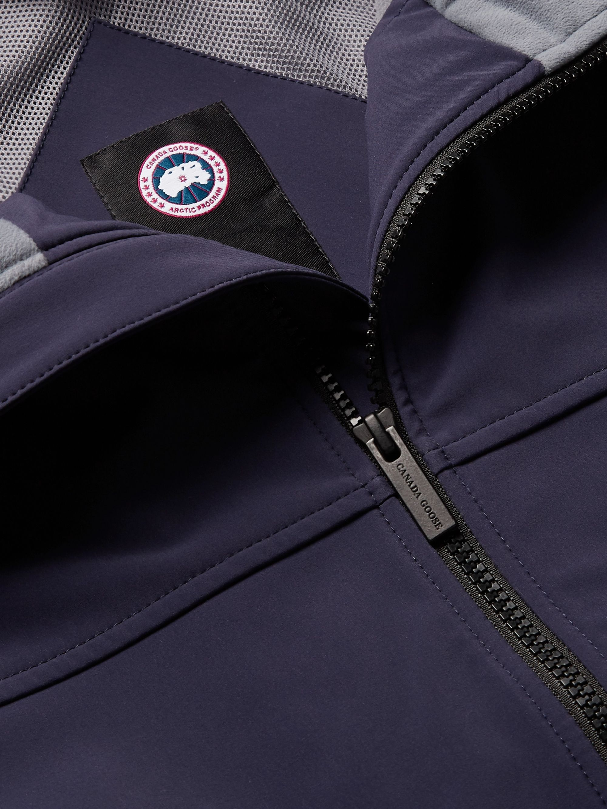 Canada Goose Kent Slim-Fit Tri-Durance SS Hooded Jacket