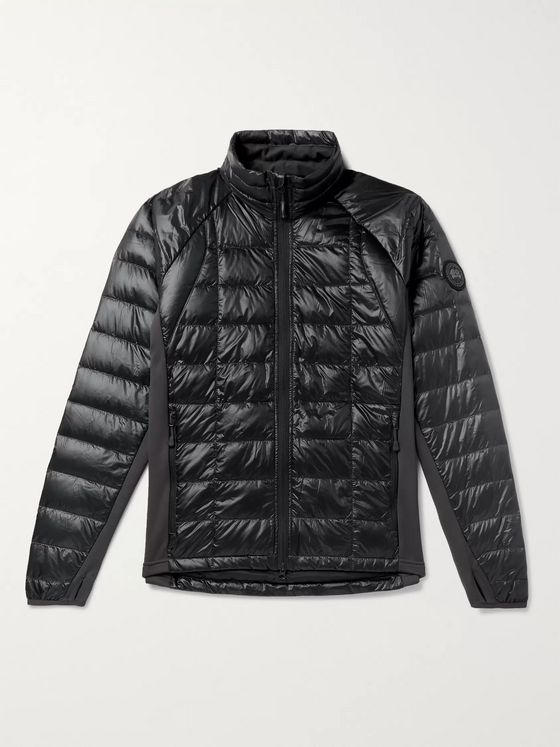 Canada Goose HyBridge Lite Slim-Fit Quilted Nylon Down Jacket