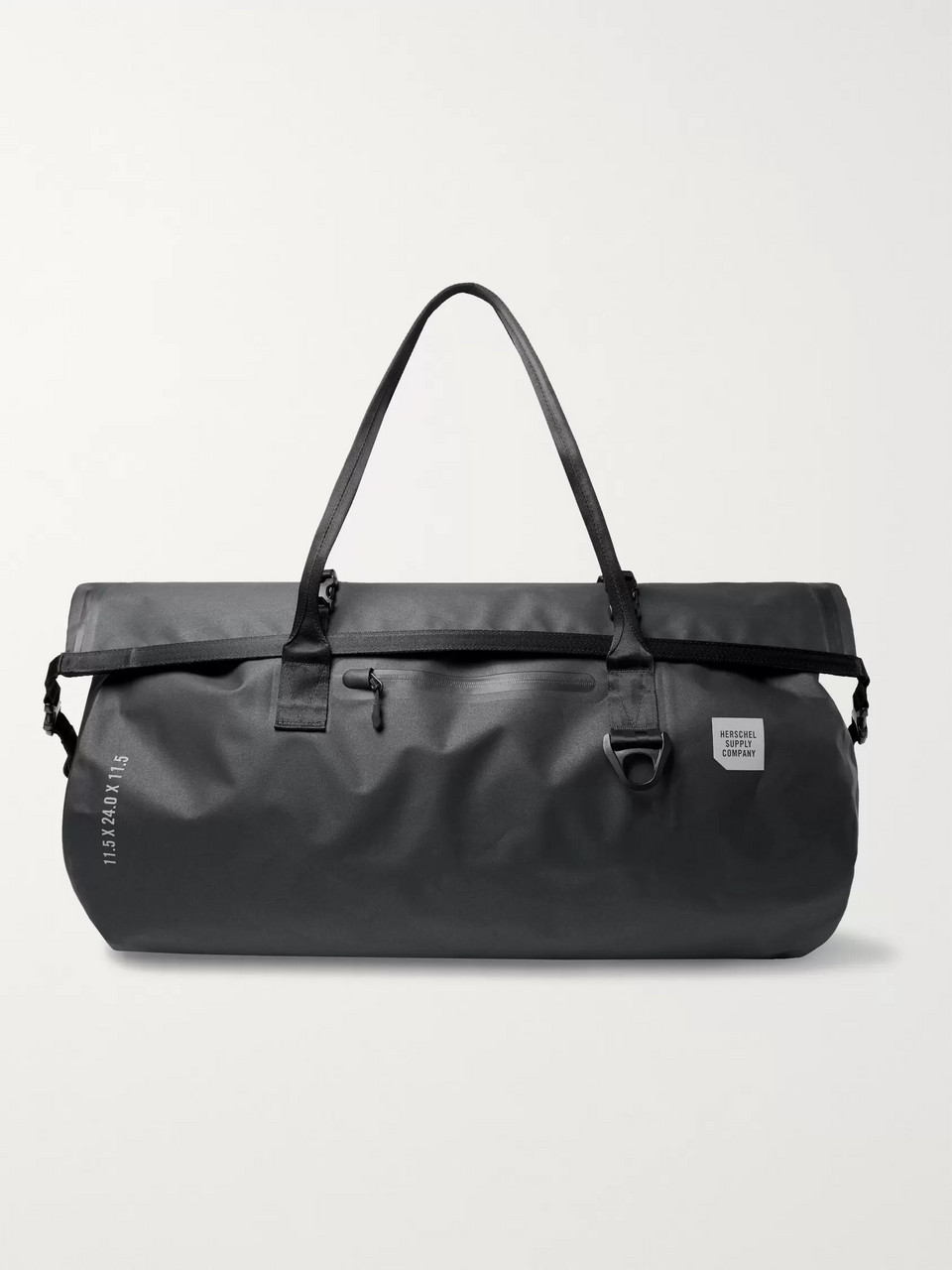 Herschel Supply Co Studio City Pack Coast Tarpaulin Roll-Top Duffle Bag