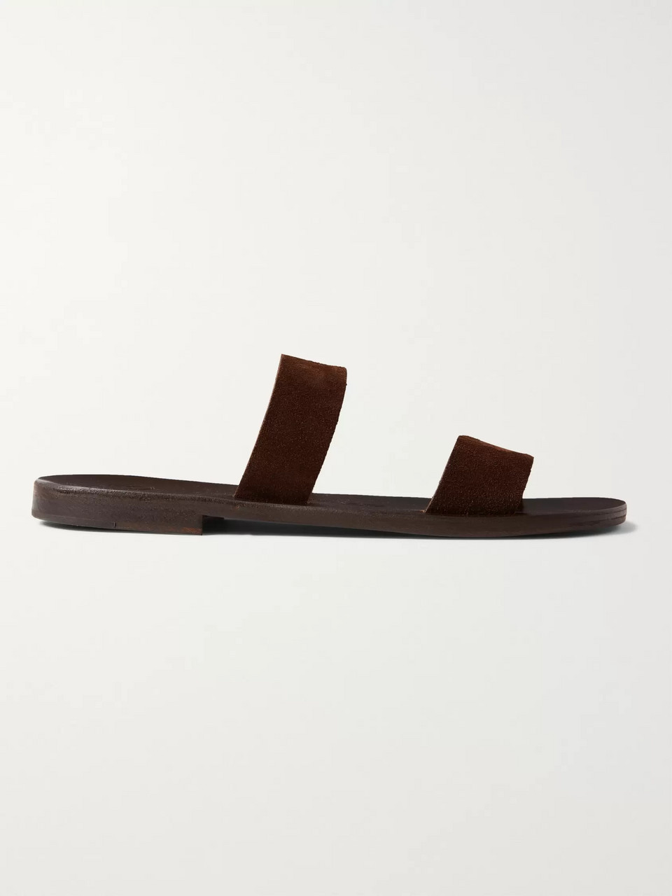 Álvaro Alex Suede Sandals