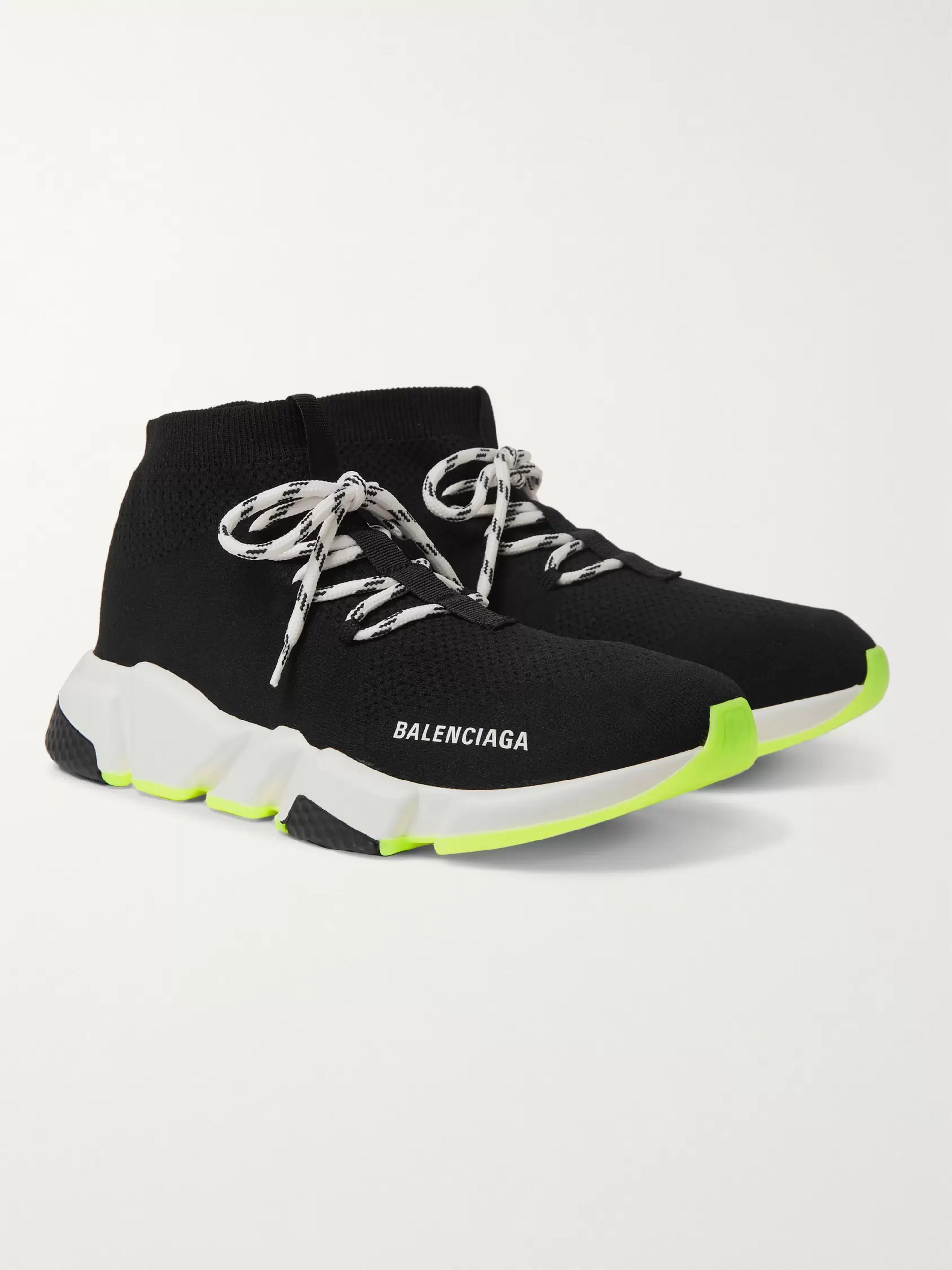 Balenciaga Speed Stretch-Knit Sneakers