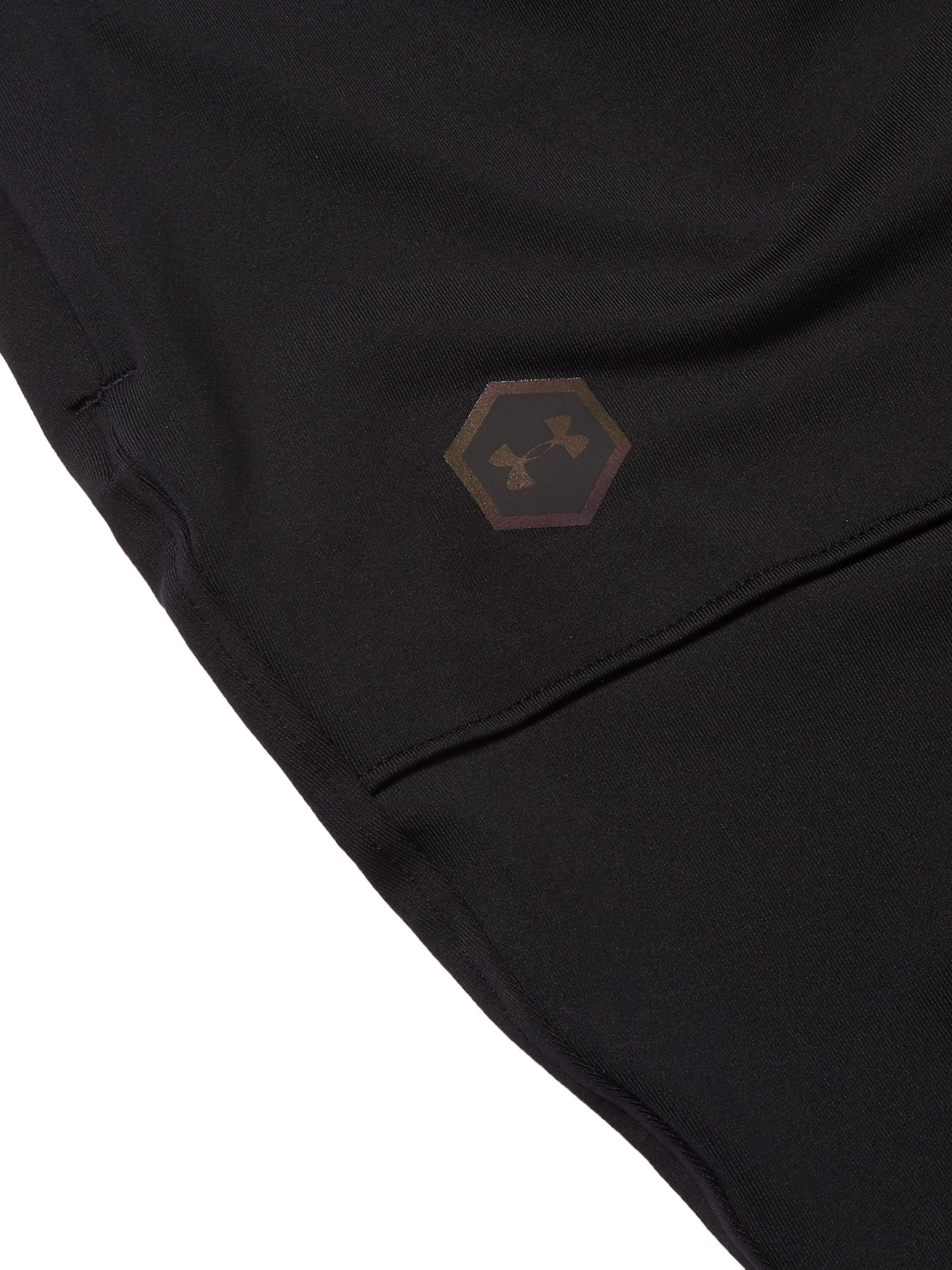 Under Armour UA Rush Celliant Tapered Stretch Tech-Jersey Sweatpants