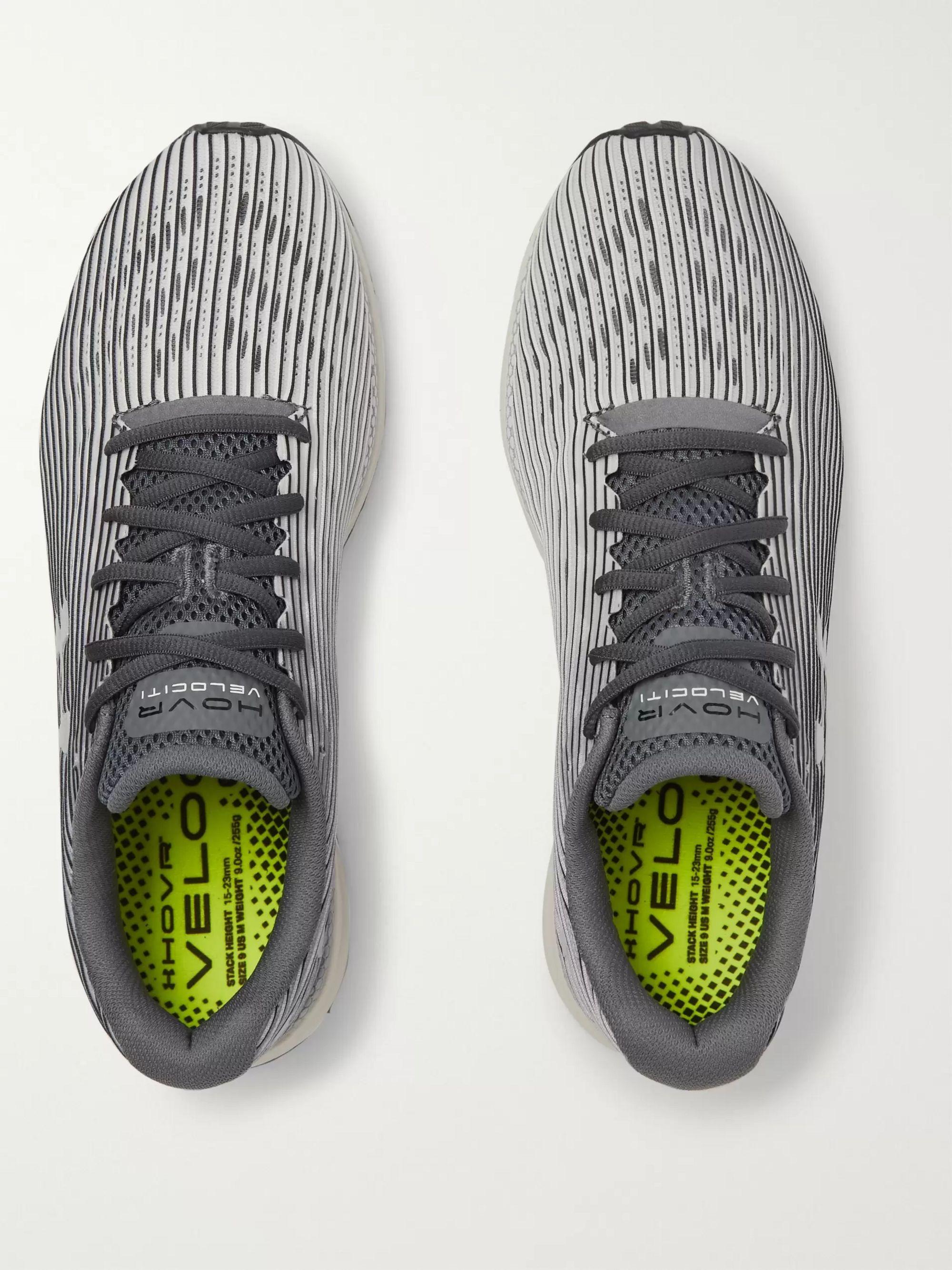 online store 12ef7 4f9c1 UA HOVR Velociti 2 Mesh Running Sneakers
