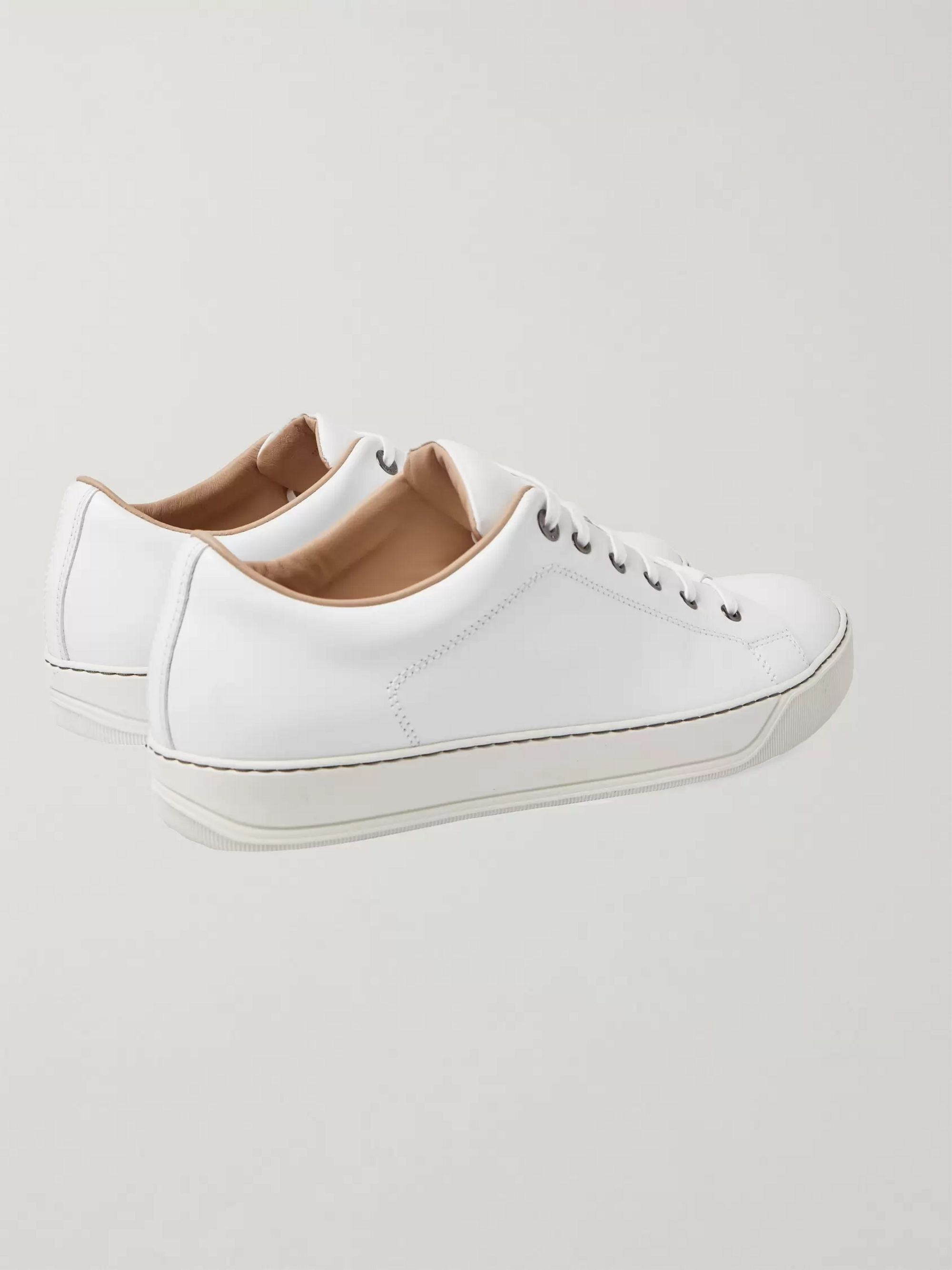 Lanvin Leather Sneakers