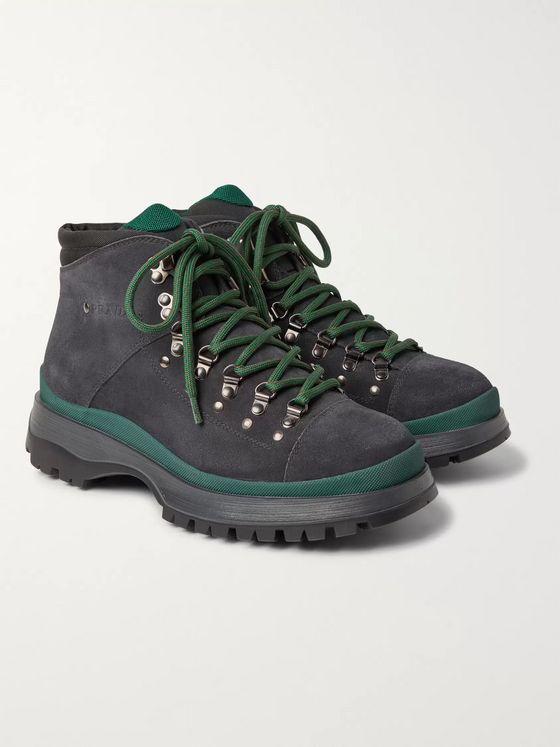 Hiking Boots | Prada | MR PORTER