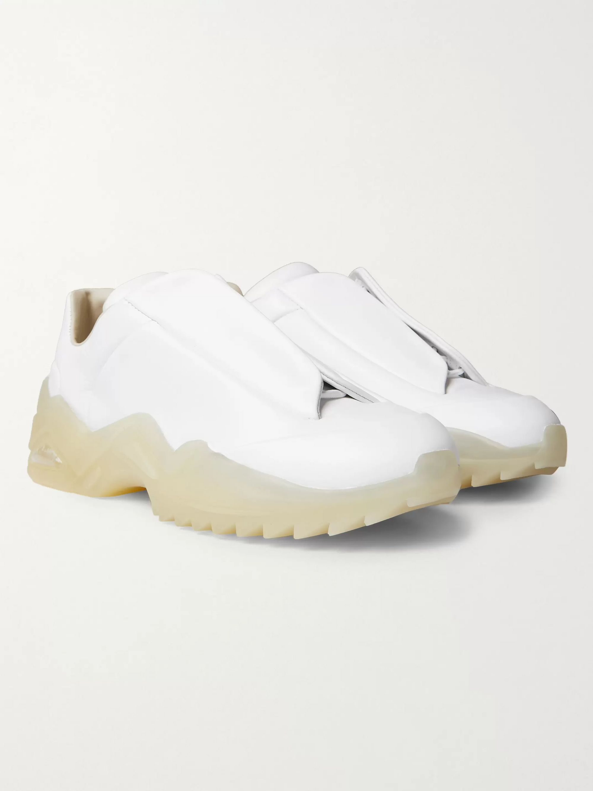 Future Leather Sneakers