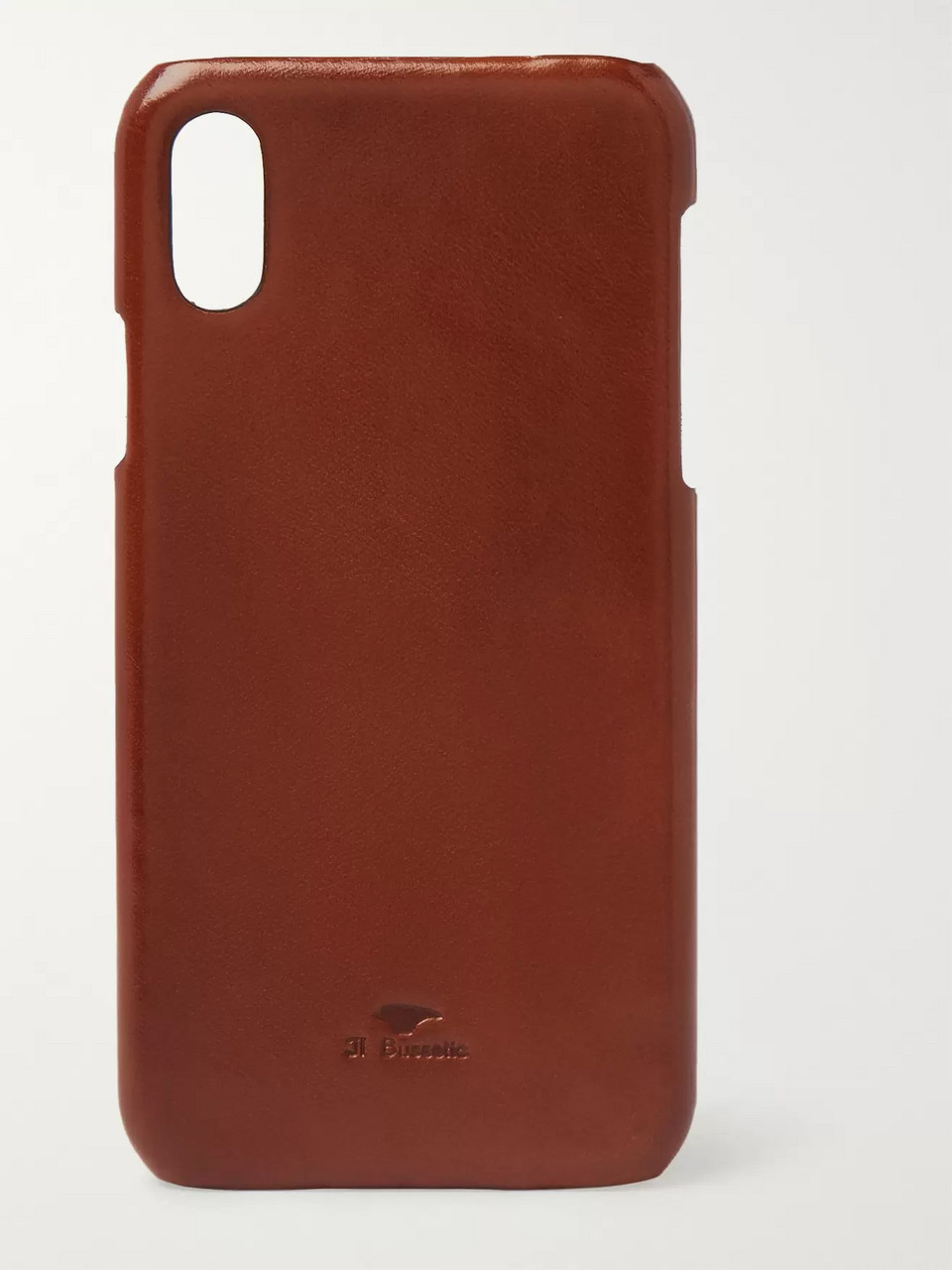 Il Bussetto Leather iPhone X Case