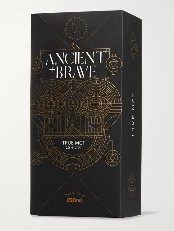 ANCIENT+BRAVE True MCT Oil, 15 x 10ml
