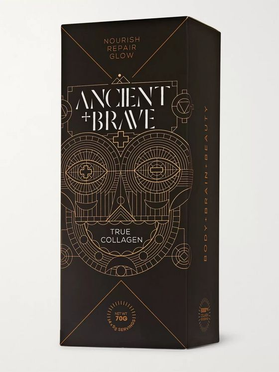 ANCIENT+BRAVE True Collagen Sachets, 14 x 5g