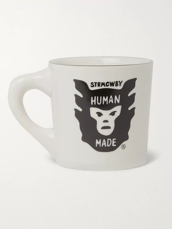 Human Made Printed Ceramic Mug