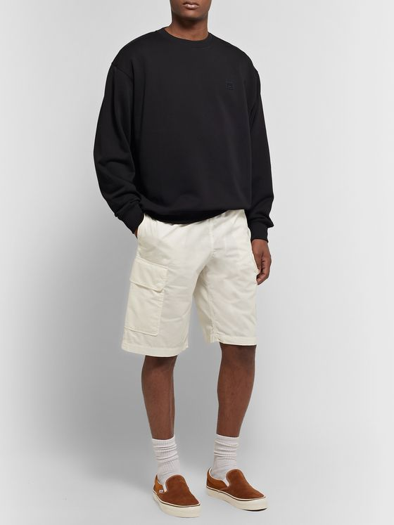 Our Legacy Rest Cotton Drawstring Cargo Shorts
