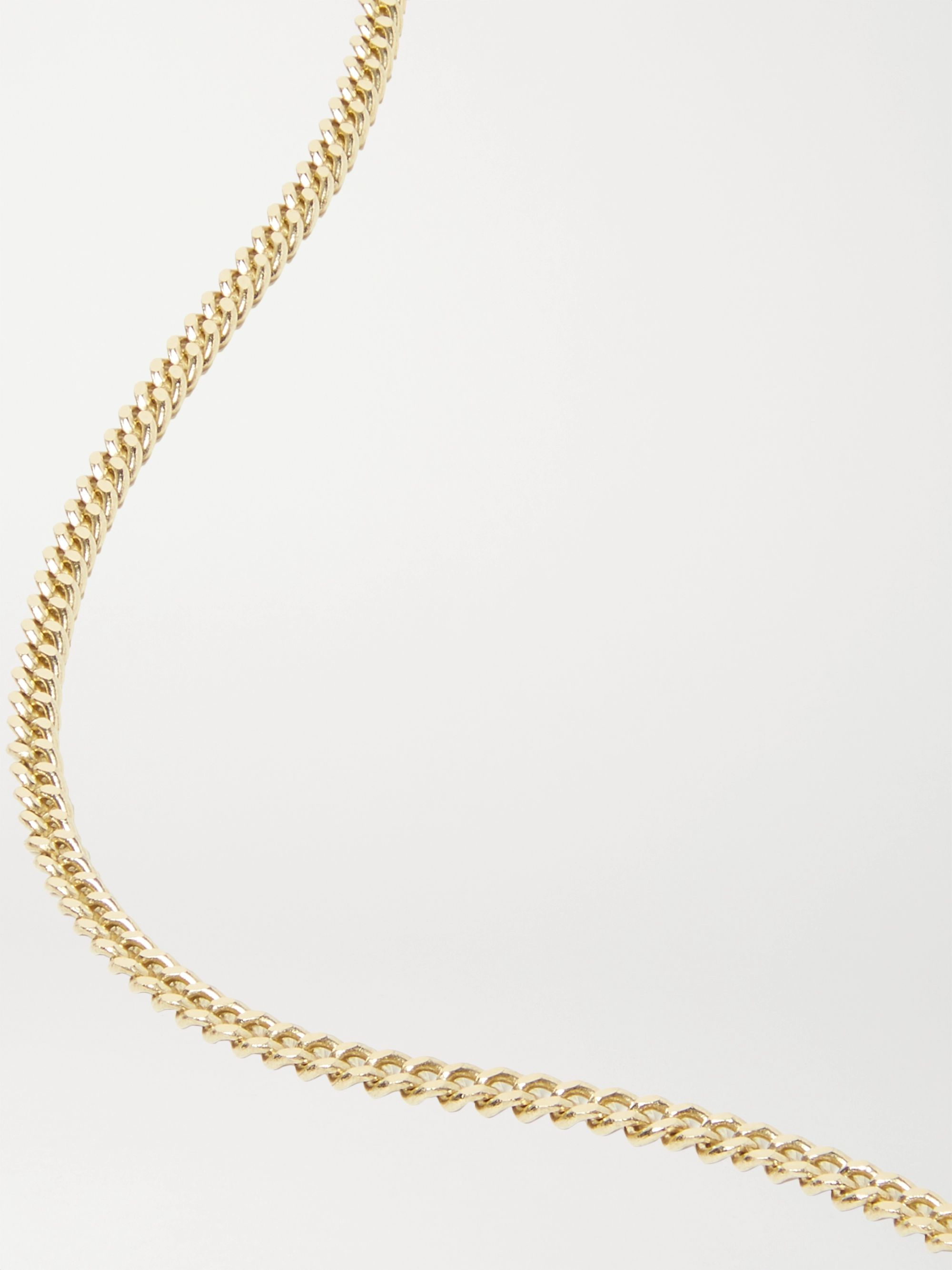 Miansai 14-Karat Gold Necklace
