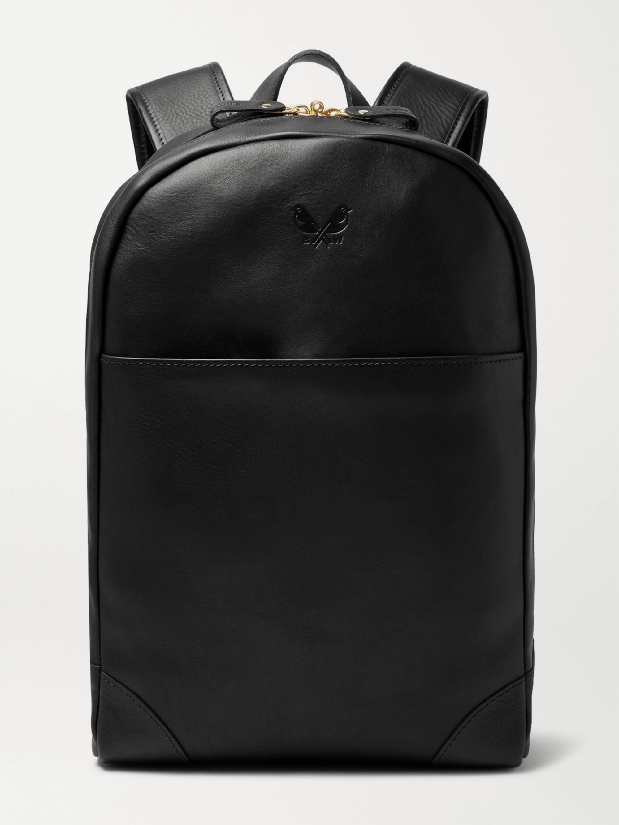 Bennett Winch Full-Grain Leather Backpack