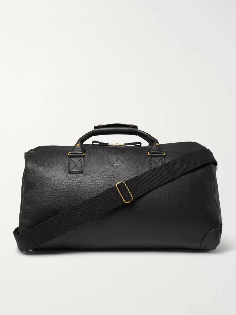 Bennett Winch Full-Grain Leather Holdall