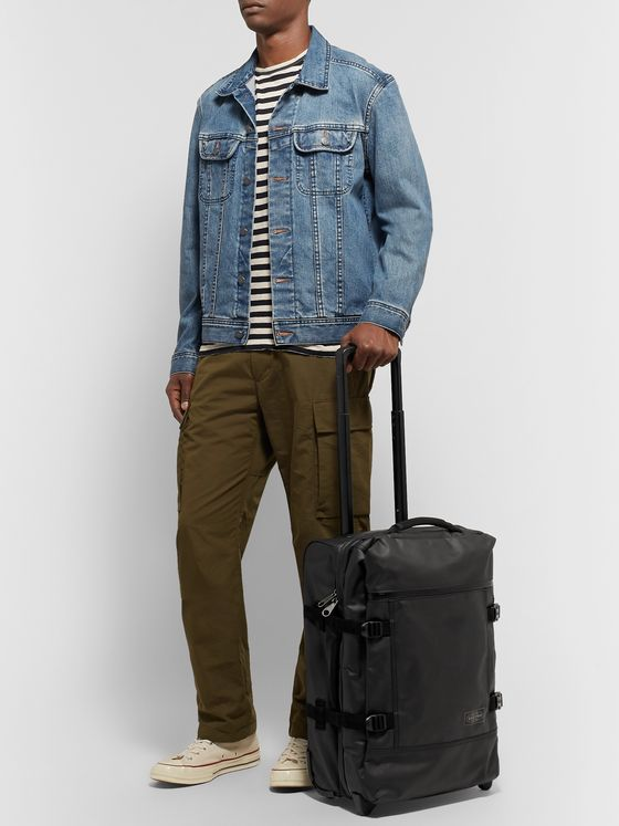 Eastpak Tranverz S Canvas Carry-On Suitcase