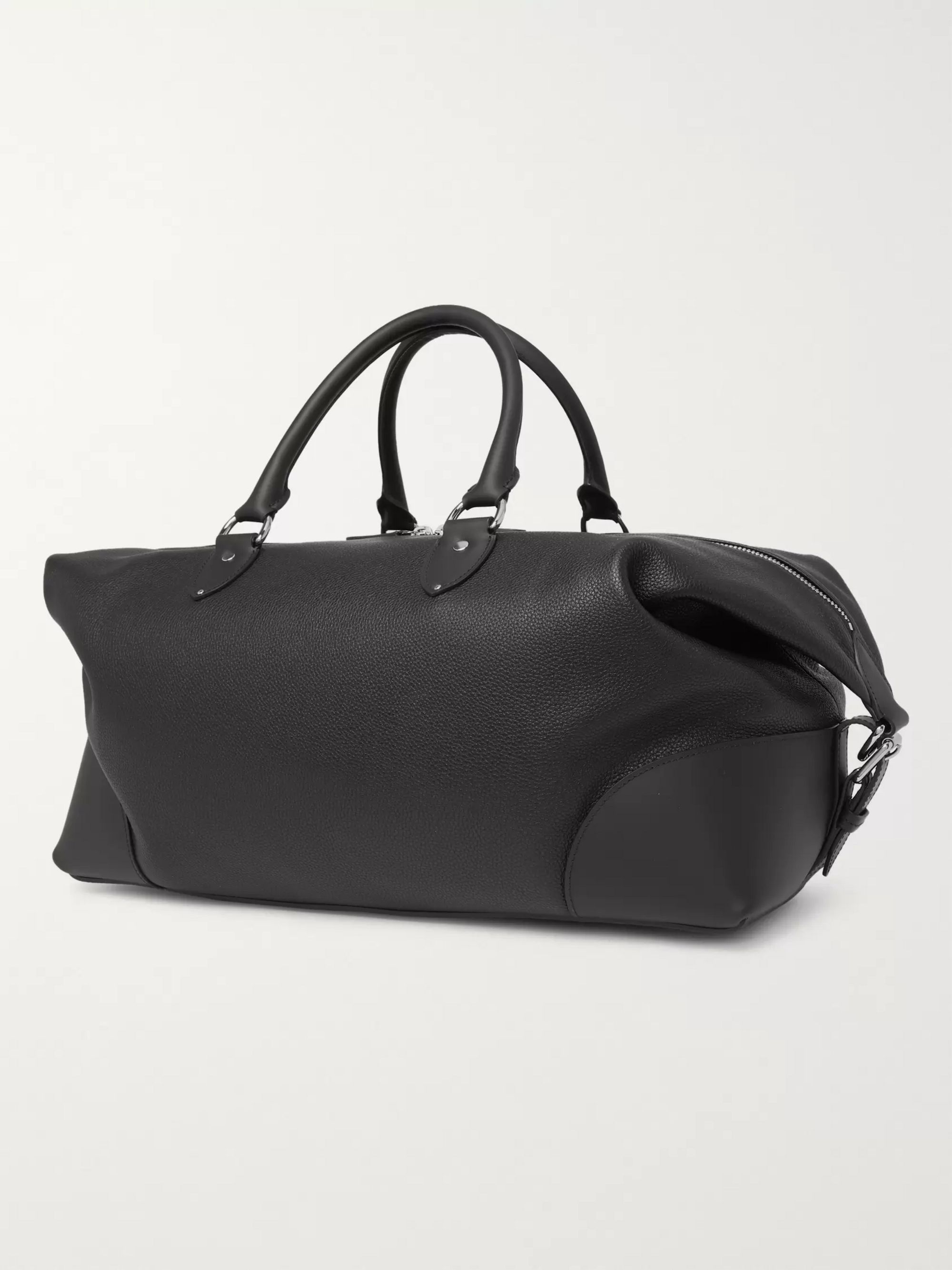 Globe-Trotter Full-Grain Leather Holdall
