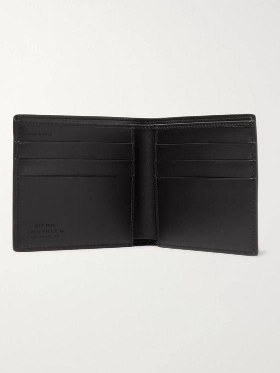 Smythson Full-Grain Leather Wallet