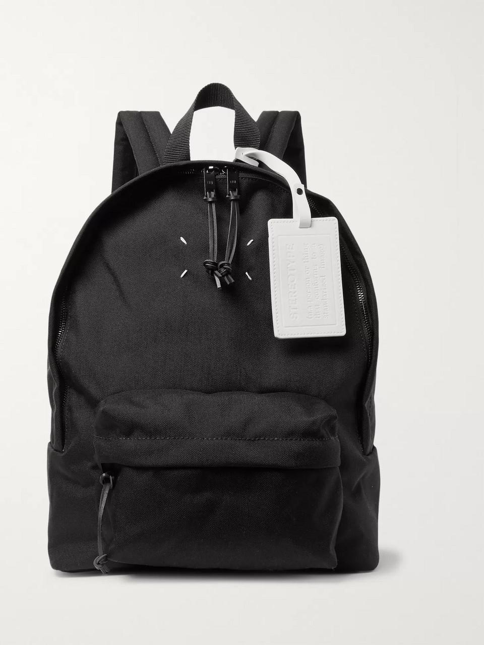 d830536bb140f Maison Margiela Canvas Backpack