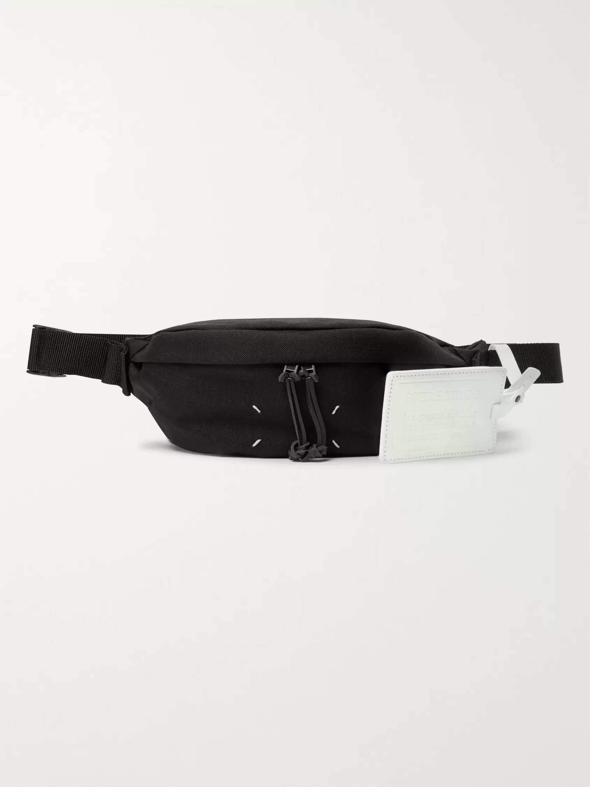 Maison Margiela Canvas Belt Bag