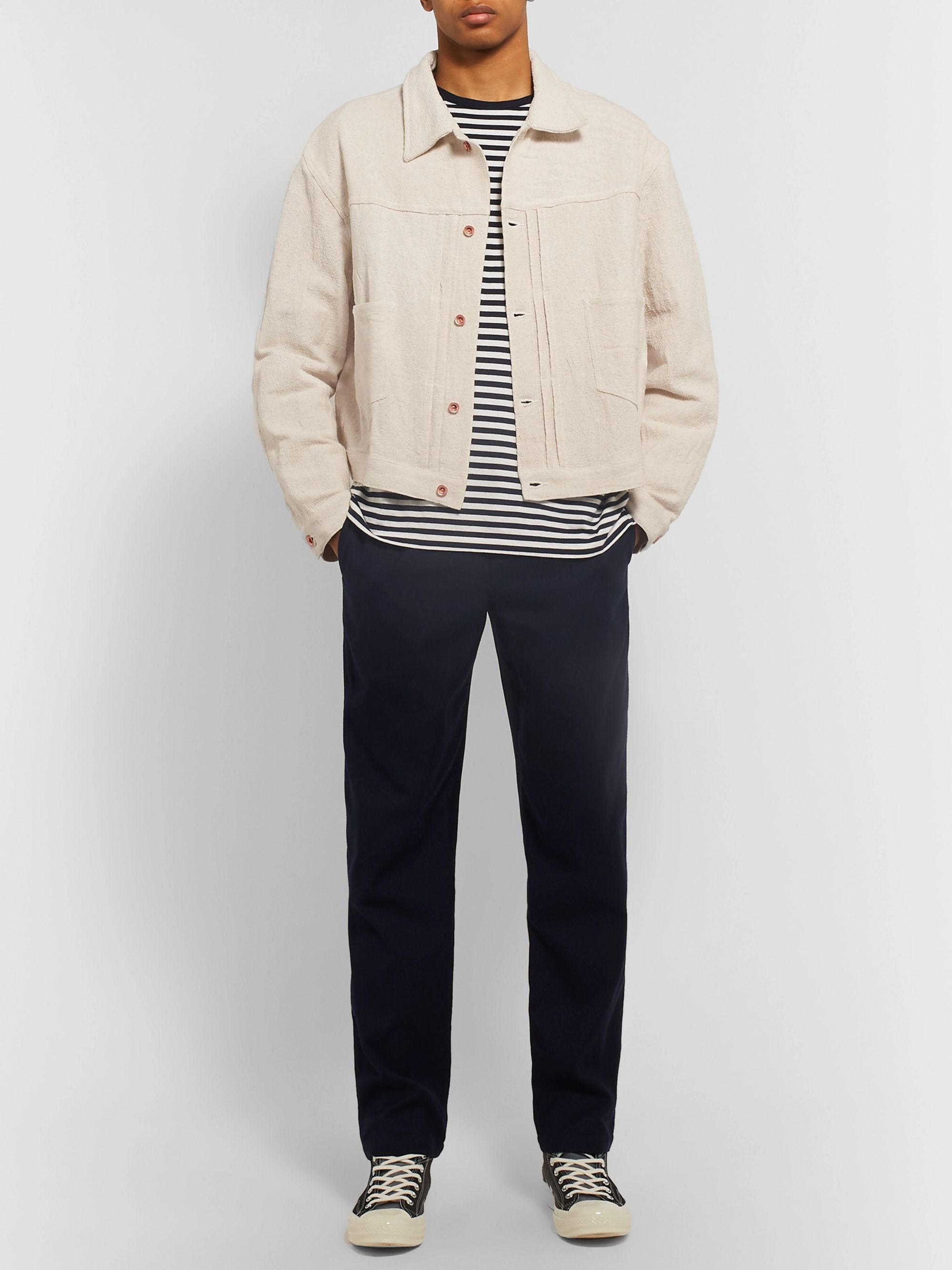 Story Mfg. Organic Cotton Jacket