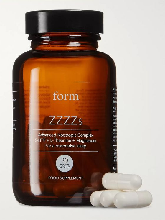 Form Nutrition ZZZZs Supplement, 30 Capsules