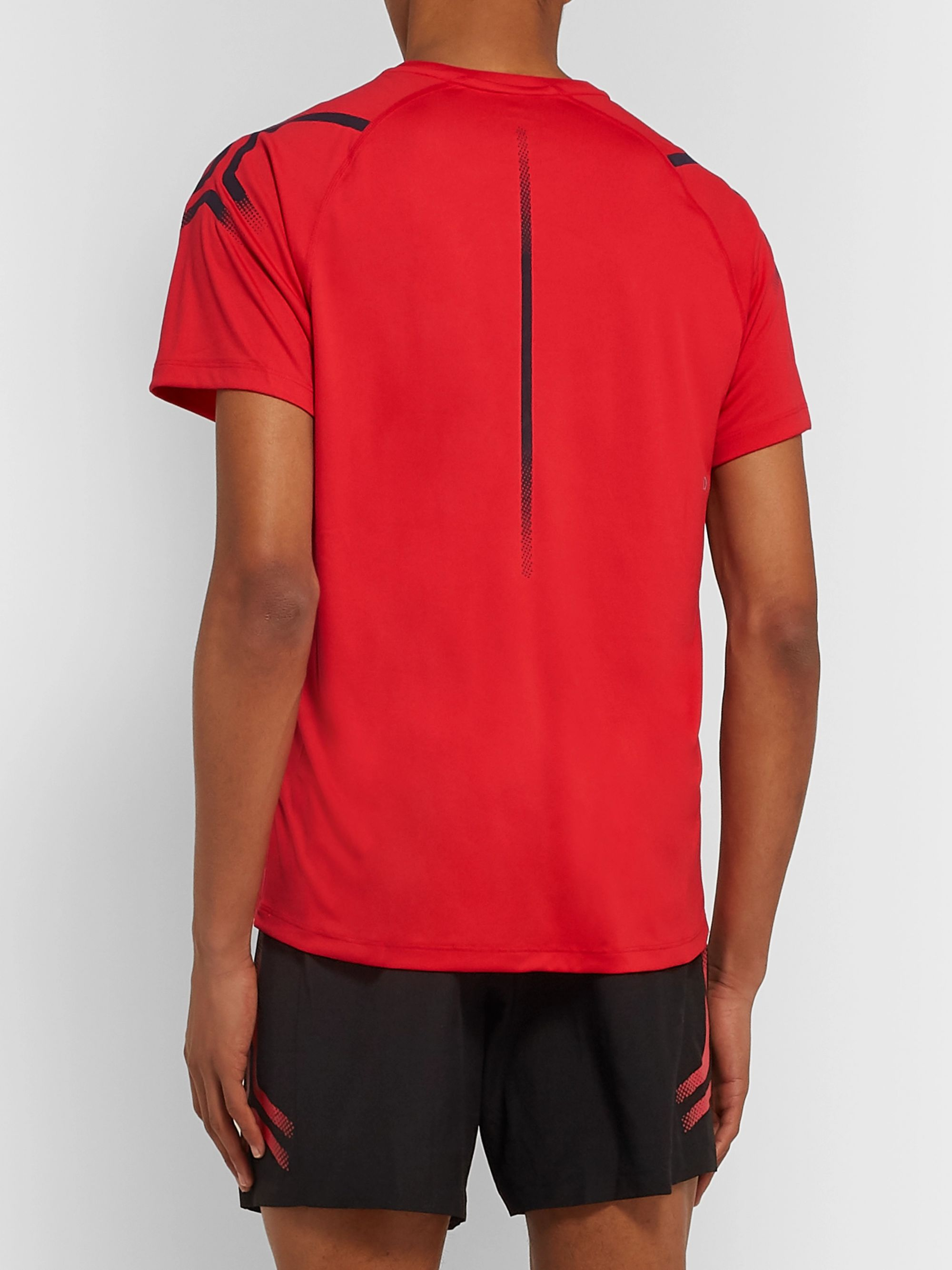 ASICS Icon Stretch-Jersey T-Shirt