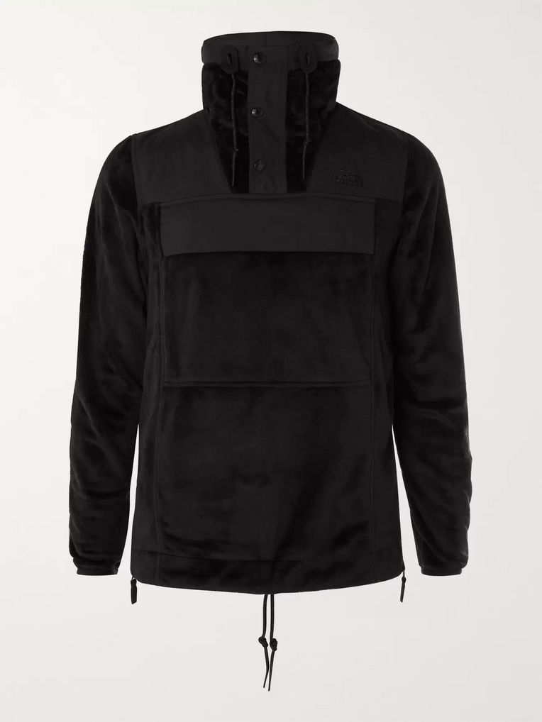 The North Face City Fleece and Shell Anorak