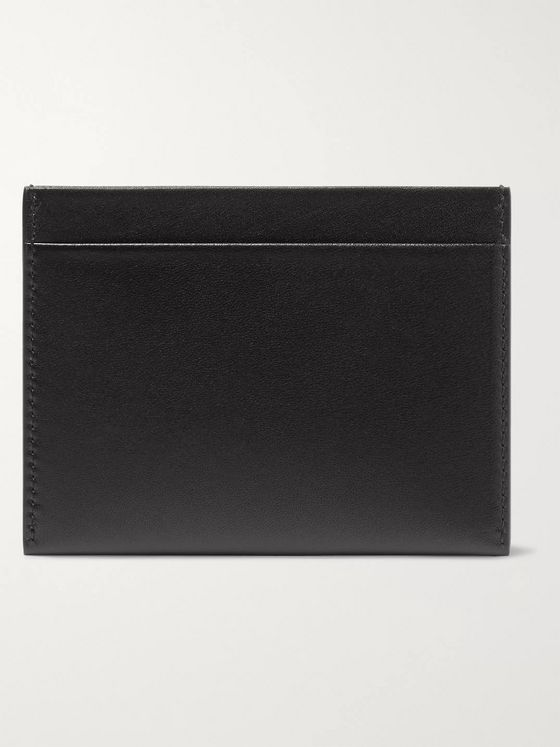 The Row Leather Cardholder