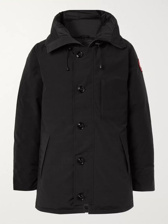 Canada Goose Chateau Shell Down Hooded Parka