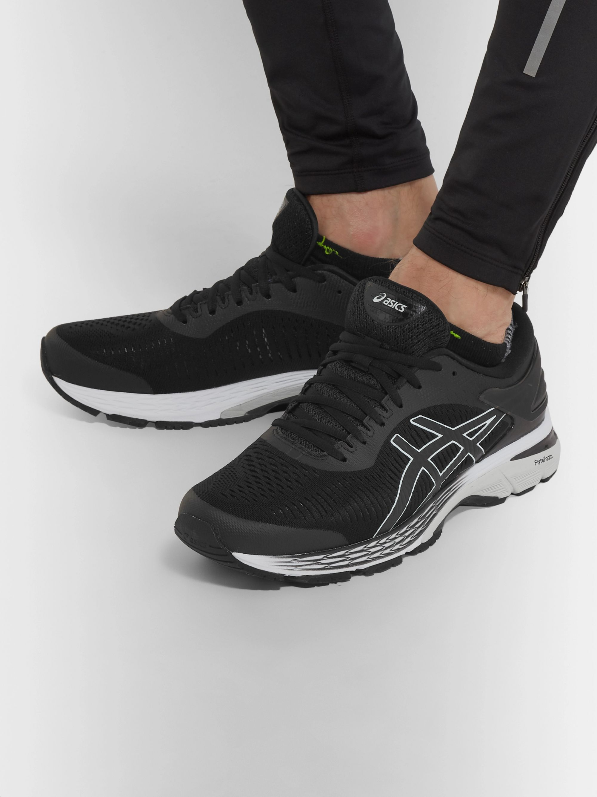 GEL KAYANO 22BlackSilverBlue | Asics Sneaker | T597N.9093