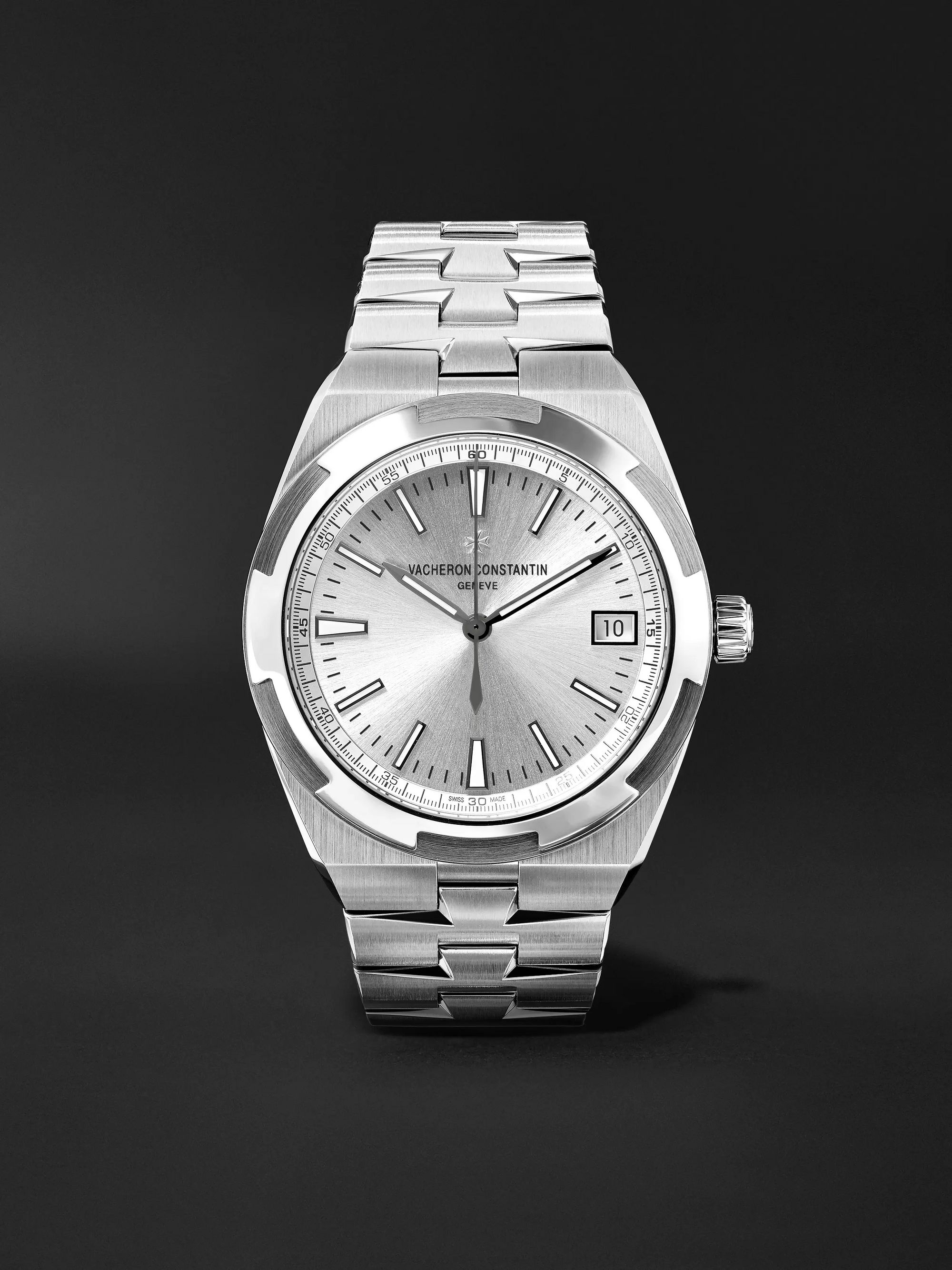 Vacheron Constantin Overseas Automatic 41mm Stainless Steel Watch, Ref. No. 4500V/110A-B126 X45A9727
