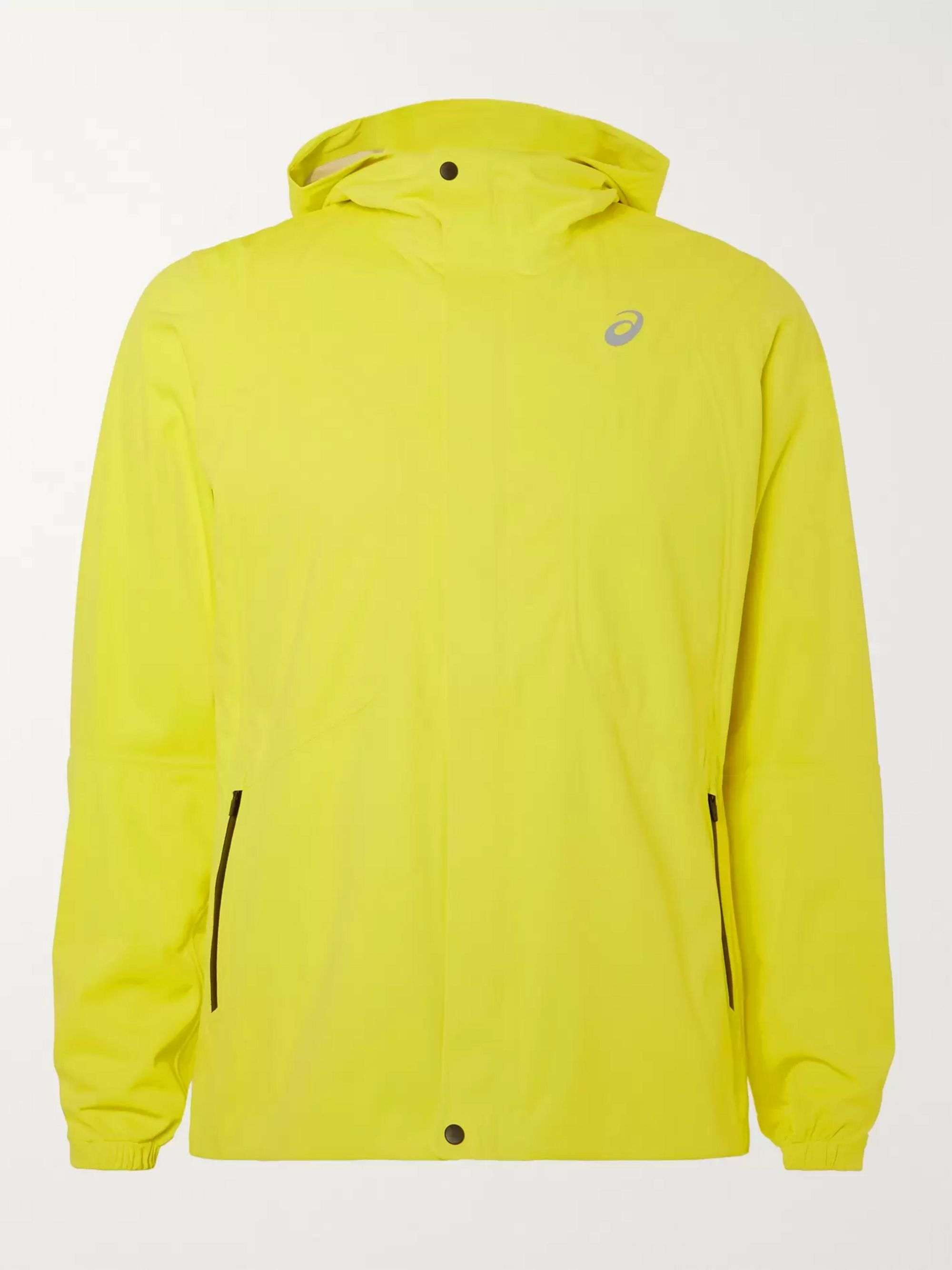 estrecho Dictadura fuegos artificiales  Yellow Accelerate Softshell Jacket | ASICS | MR PORTER