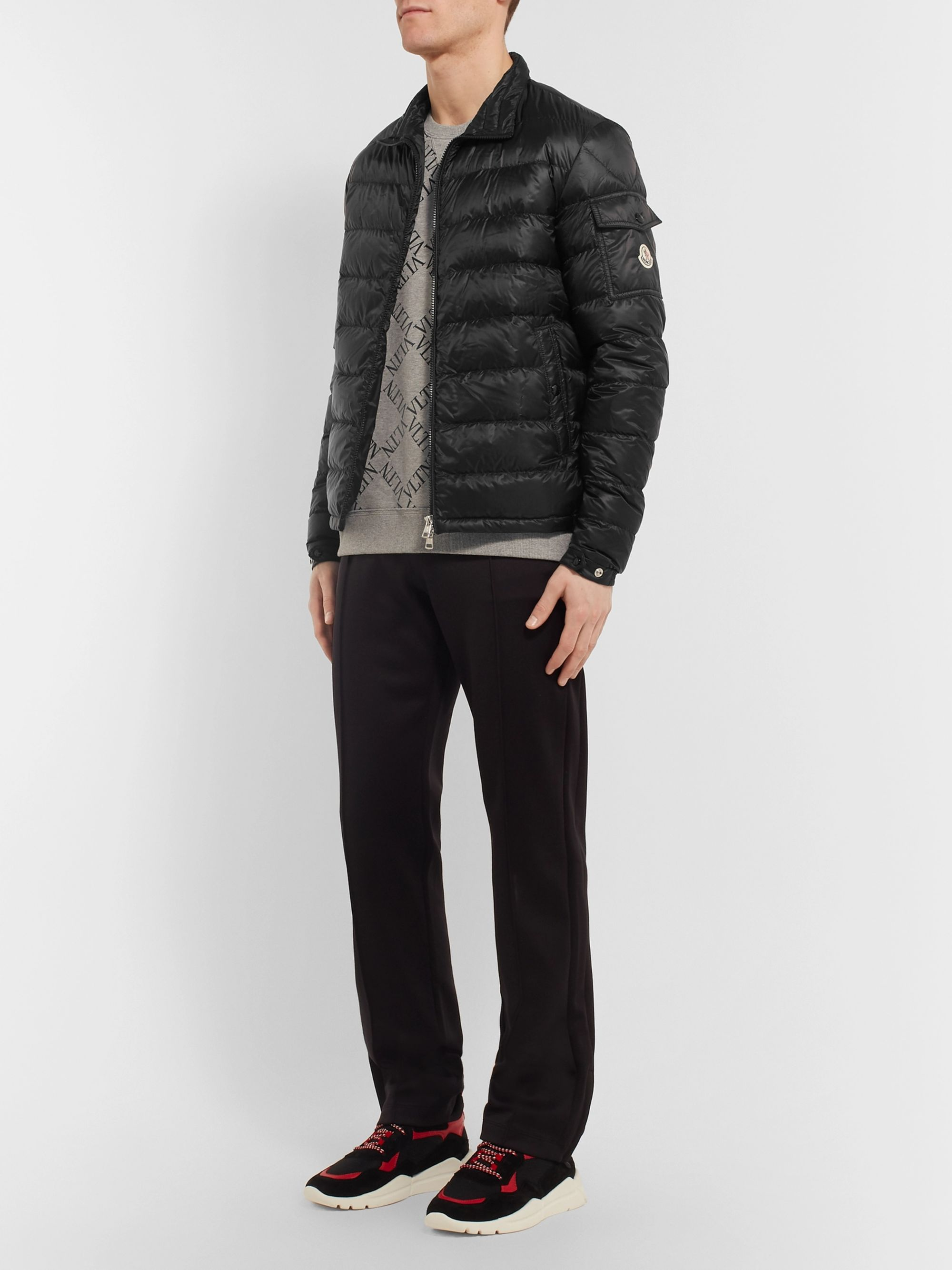 8734a5092 Lambot Quilted Shell Down Jacket