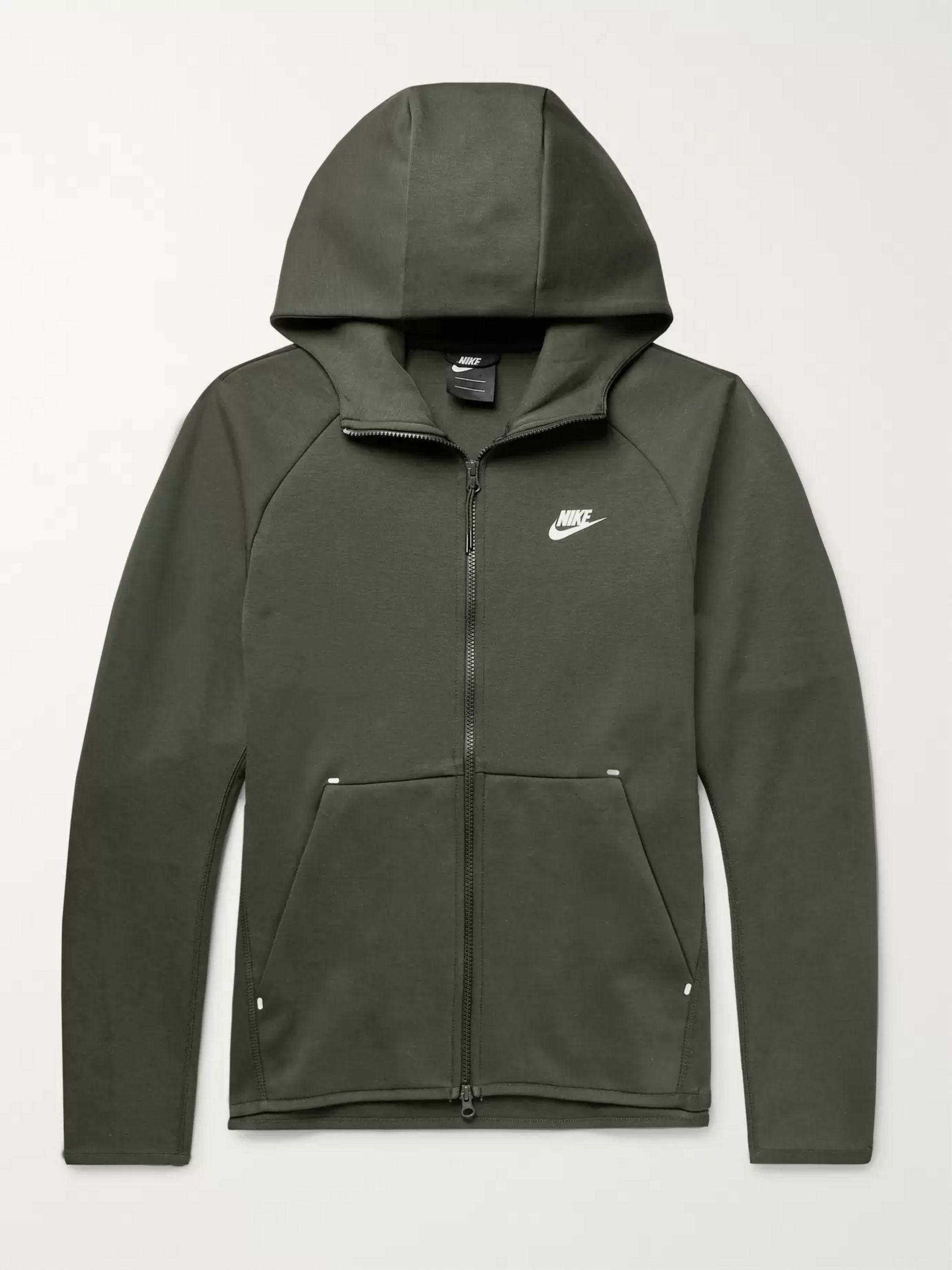 nike sportswear dark green