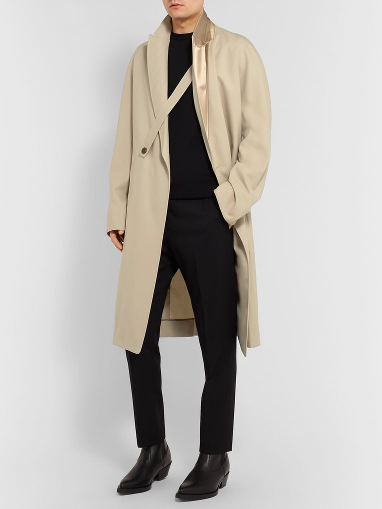 Haider Ackermann Wool-Blend Coat