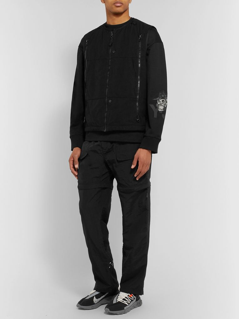 Stone Island Shadow Project Padded Nylon Gilet