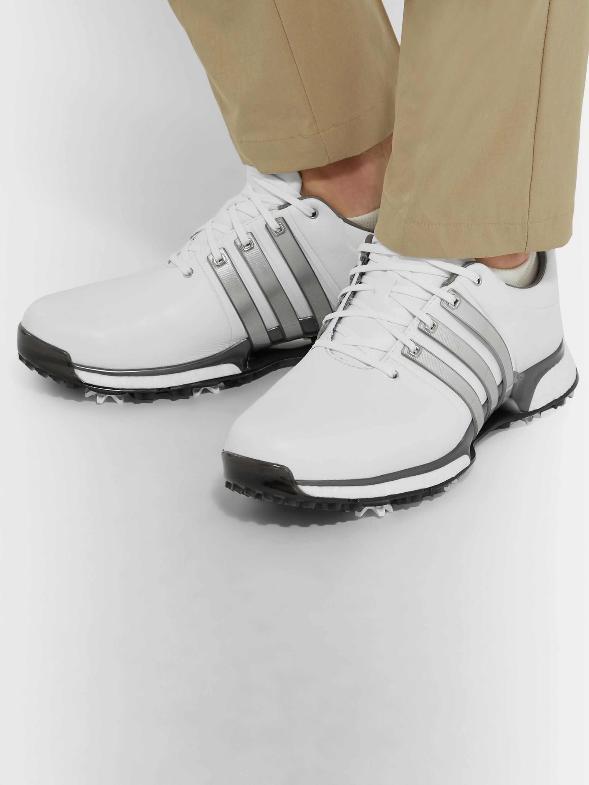 Adidas Golf Tour360 XT Leather Golf Shoes