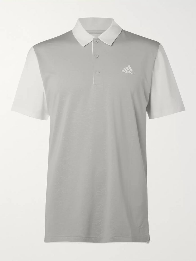 Adidas Golf Ultimate 2.0 Novelty Stretch-Jersey Golf Polo Shirt