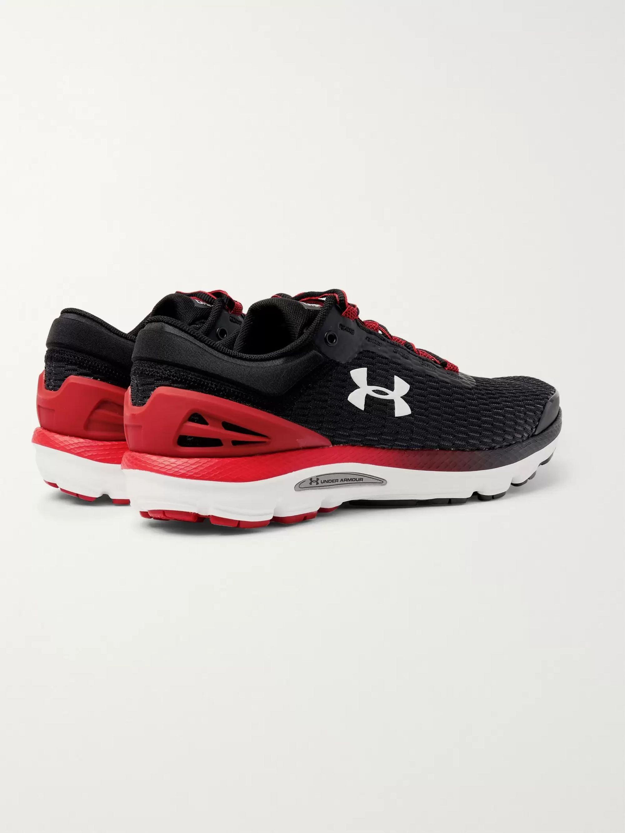 Under Armour Charged Intake 3 Mesh Sneakers