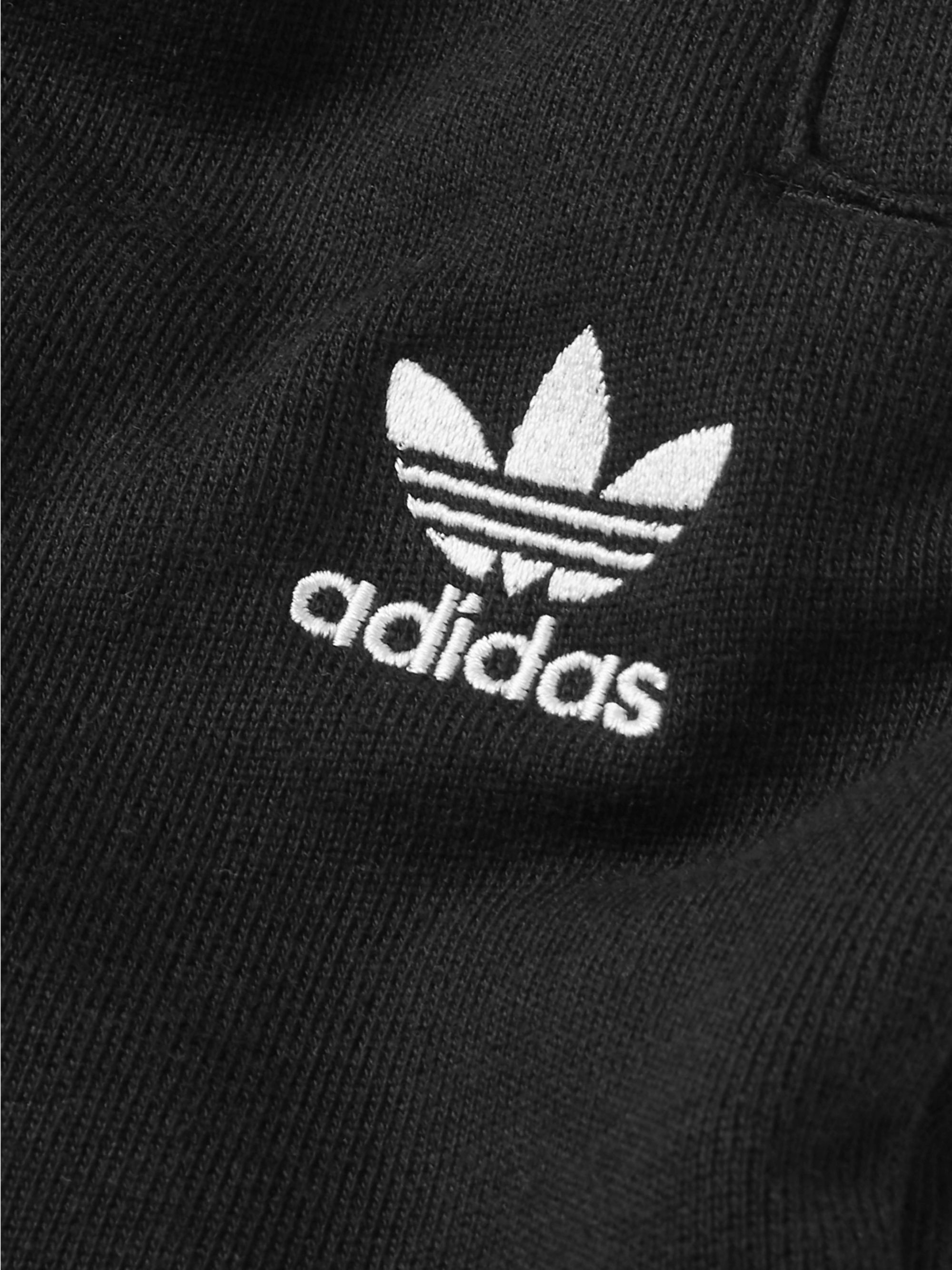 adidas Originals Sweatpants with logo Embroidery in black