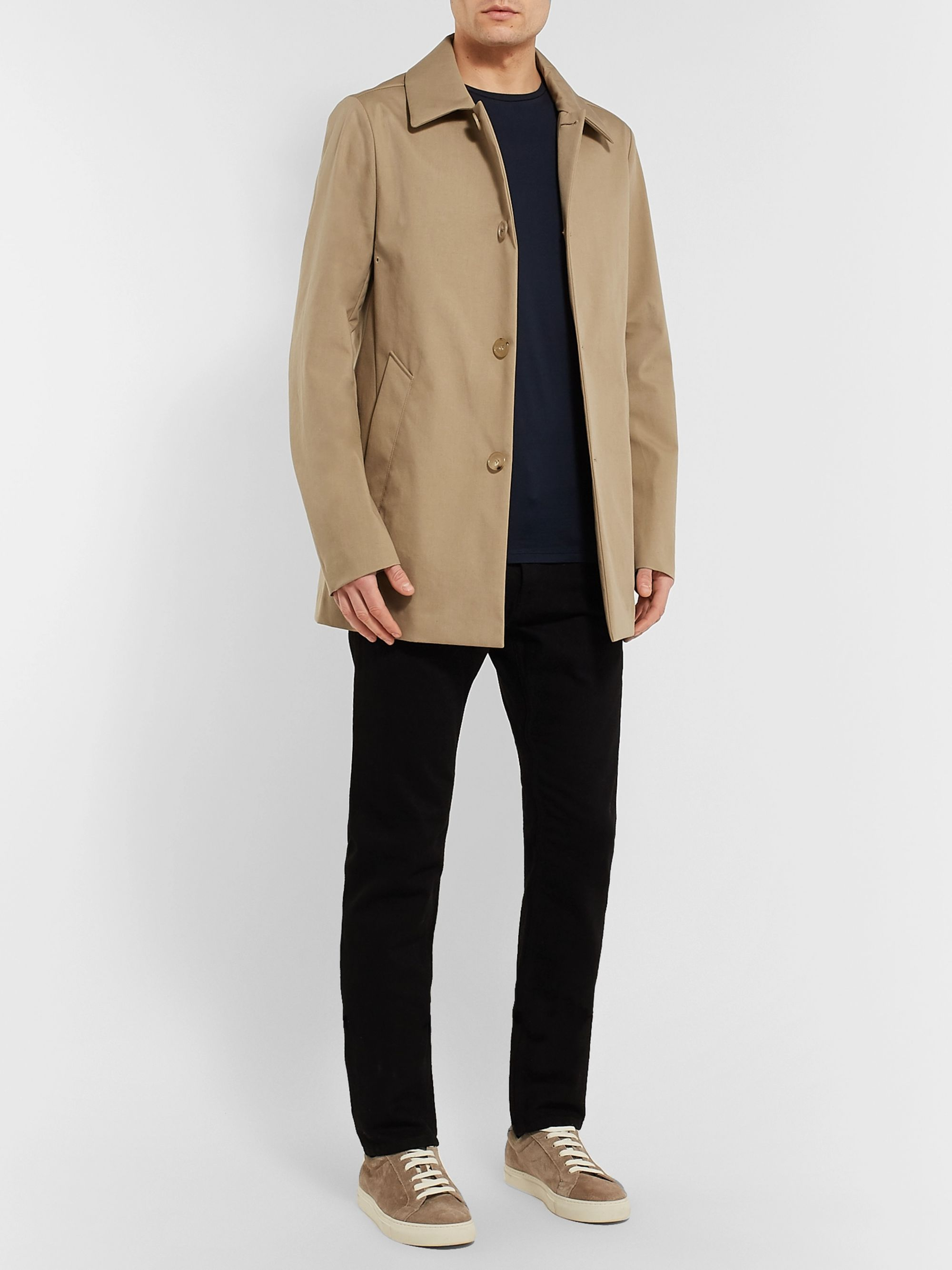 SALLE PRIVÉE Nathan Slim-Fit Woven Coat