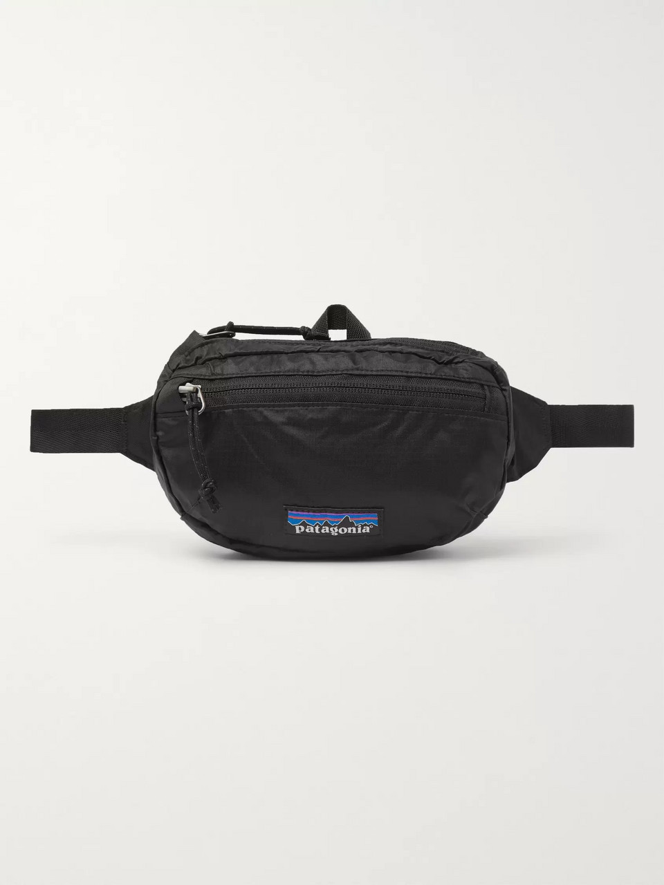 Patagonia Travel Mini 1L Colour-Block Nylon-Ripstop Belt Bag