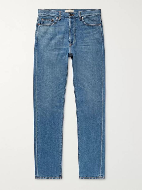 THE ROW Bryan Denim Jeans