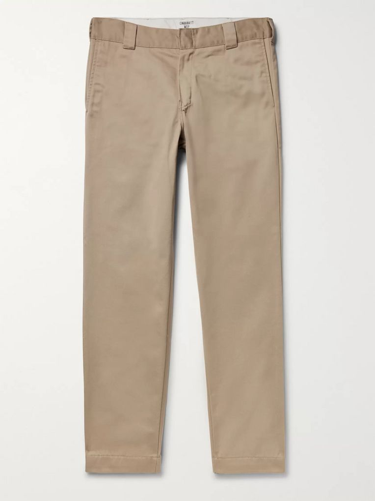 Carhartt WIP Master Tapered Twill Trousers